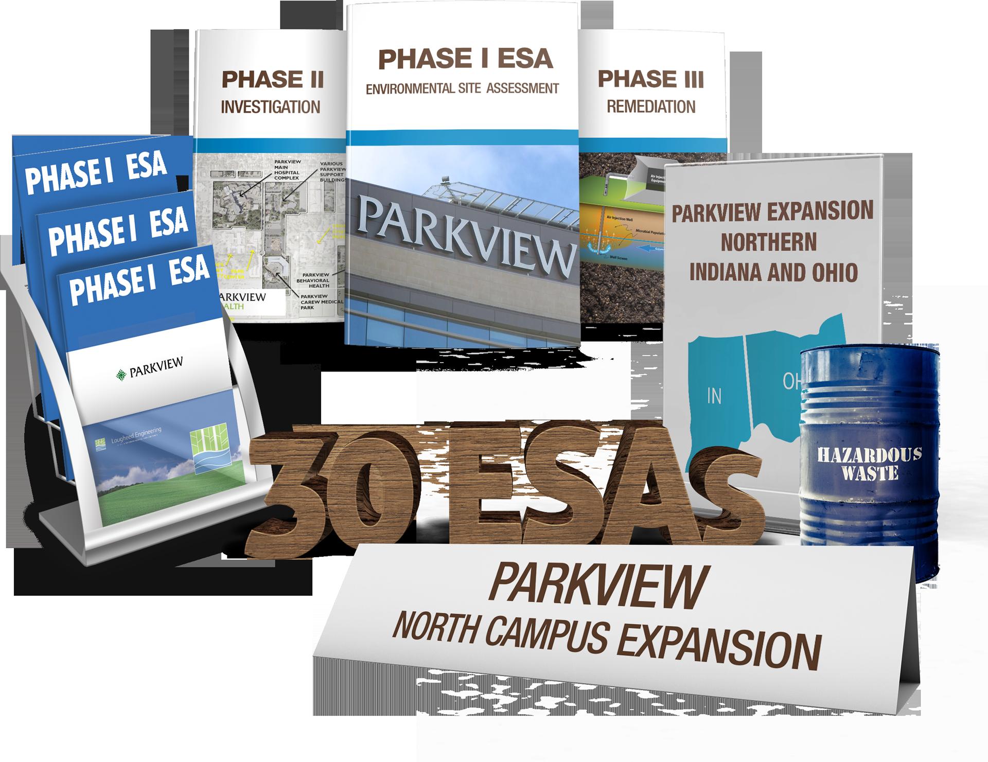 Multiple Phase I ESAs