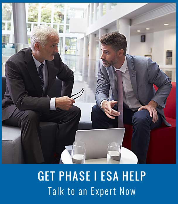 Get Phase I ESA Experts